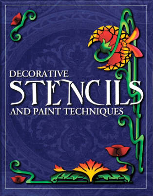 Decorative Stencils - Craft Cases S. (Hardback)