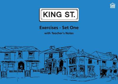 Exercises: Set one - King Street Readers (Spiral bound)