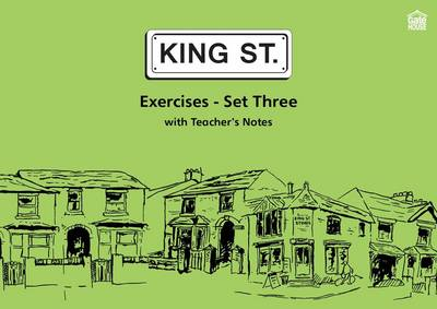 Exercises: Set three - King Street Readers (Spiral bound)