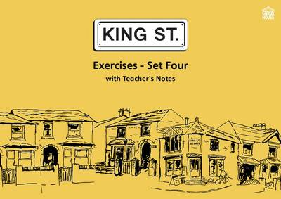 Exercises: Set four - King Street Readers (Spiral bound)