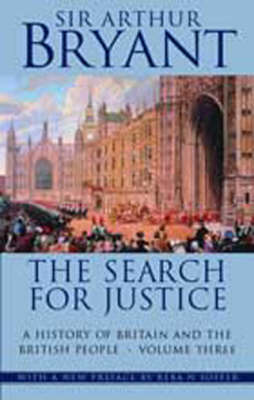 History of Britain and the British People: Search for Justice v.3 - History of Britain & the British people v. 3 (Paperback)