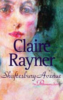 Shaftesbury Avenue - The Performers family saga 10 (Paperback)