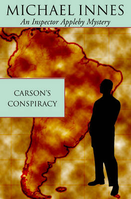 Carson's Conspiracy - Inspector Appleby 34 (Paperback)