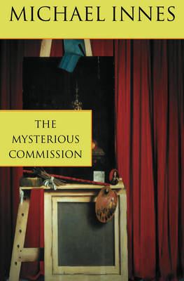 The Mysterious Commission - Honeybath 1 (Paperback)