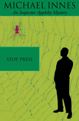 Stop Press: The Spider Strikes - Inspector Appleby 4 (Paperback)