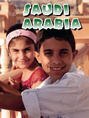 Saudi Arabia - Letters from Around the World (Hardback)