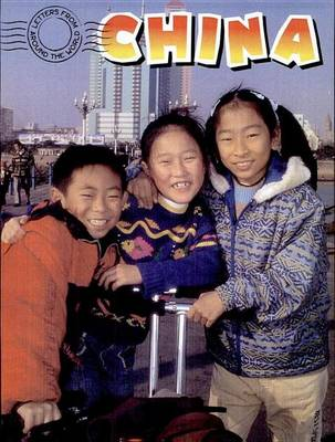China - Letters from Around the World (Paperback)