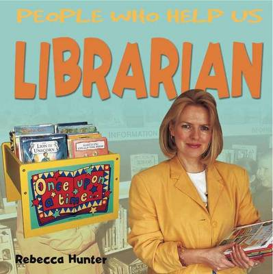 Librarian - People Who Help Us (Paperback)