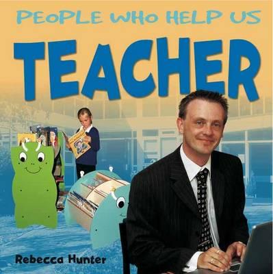 Teacher - People Who Help Us (Paperback)