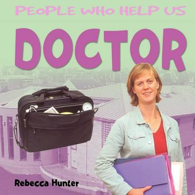 Doctor - People Who Help Us (Paperback)