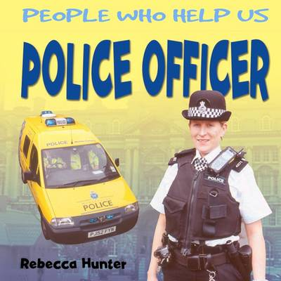 Police Officer - People Who Help Us (Paperback)