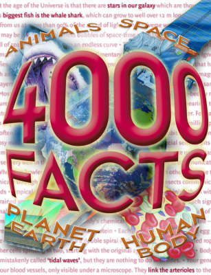 4000 Facts (Paperback)