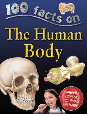 Human Body - 100 Facts (Paperback)