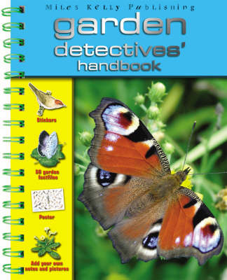 Garden Detectives' Handbook (Spiral bound)