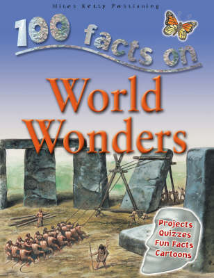 100 Facts - World Wonders (Paperback)