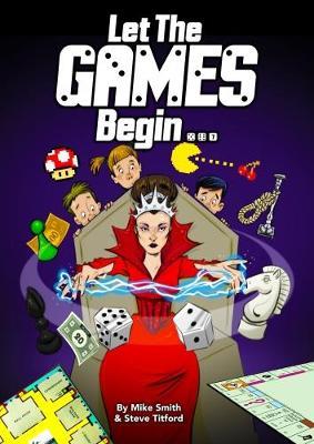 Let The Games Begin (Paperback)