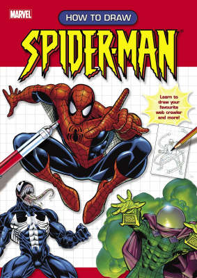 """How to Draw """"Spider-Man"""": Learn to Draw Your Favourite Web Crawler and More! (Paperback)"""