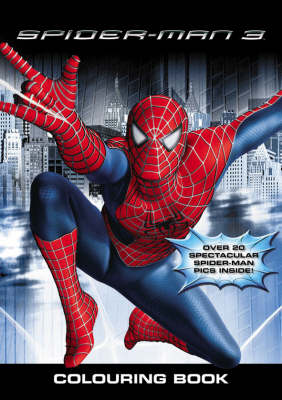 Spiderman 3 the Movie Colouring Book (Paperback)