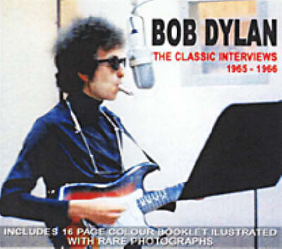 Bob Dylan: Bob Dylan, Vol 1 Weberman Tapes v. 1 (CD-Audio)