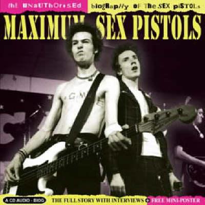 Maximum Sex Pistols (CD-Audio)