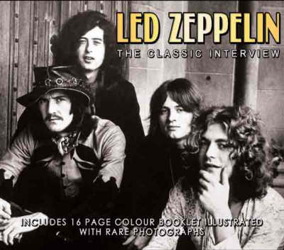 Led Zeppelin: the Classic Interview (CD-Audio)