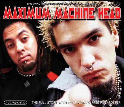 Maximum Machine Head (CD-Audio)