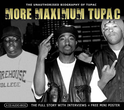 Maximum - More Maximum Tupac (CD-Audio)