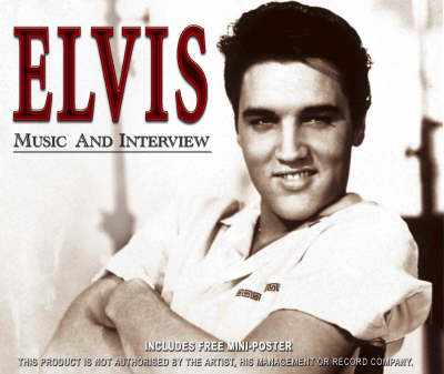 Elvis Music and Interview (CD-Audio)