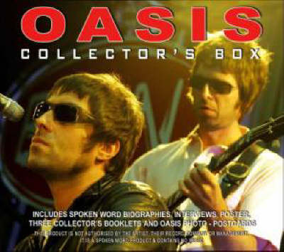 """""""Oasis"""" Collector's Box (CD-Audio)"""