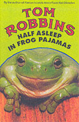 Half Asleep In Frog Pajamas (Paperback)