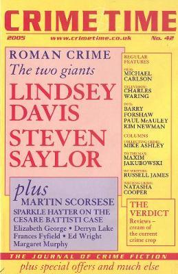 Crime Time 42 (Paperback)