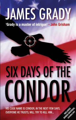 Six Days of the Condor (Paperback)