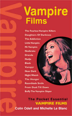 Vampire Films (Paperback)