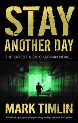 Stay Another Day (large Print Edition) (Paperback)