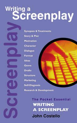 Writing A Screenplay (Paperback)
