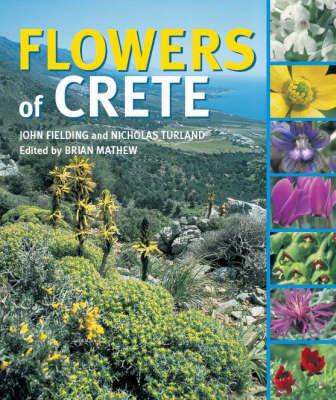 Flowers of Crete (Hardback)