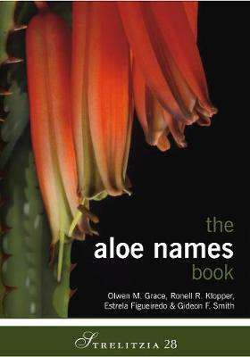 The Aloe Names Book (Hardback)