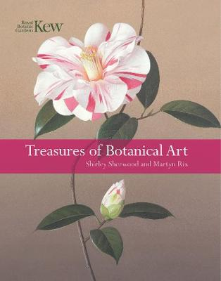 Treasures of Botanical Art (Hardback)