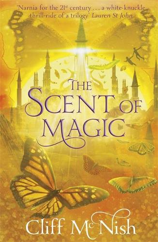 The Scent of Magic: Book 2 (Paperback)