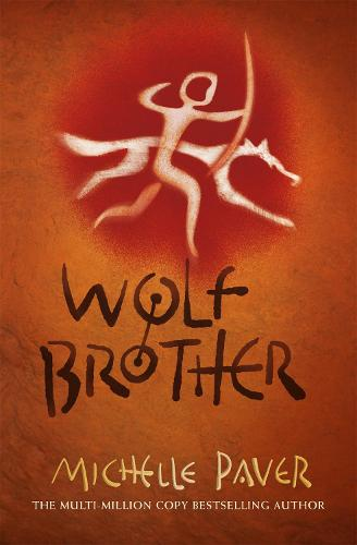 Chronicles of Ancient Darkness: Wolf Brother by Michelle Paver ...