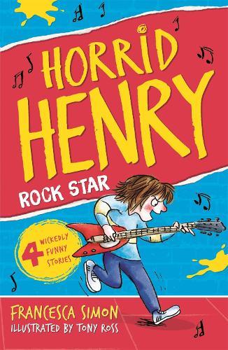 Horrid Henry Rocks: Book 19 - Horrid Henry (Paperback)