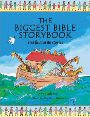 The Biggest Bible Storybook (Paperback)