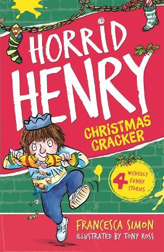 Christmas Cracker: Book 15 - Horrid Henry (Paperback)