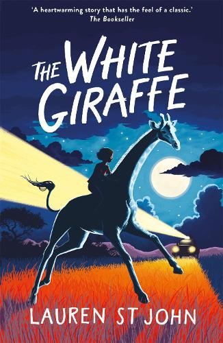 The White Giraffe: Book 1 - The White Giraffe Series (Paperback)