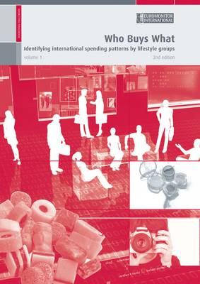 Who Buys What: Identifying International Spending Patterns (Paperback)
