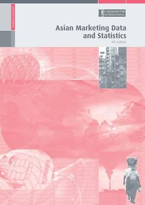 Asian Marketing Data and Statistics 2009/2010 (Paperback)