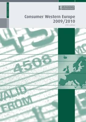 Consumer Western Europe 2009/2010 (Paperback)