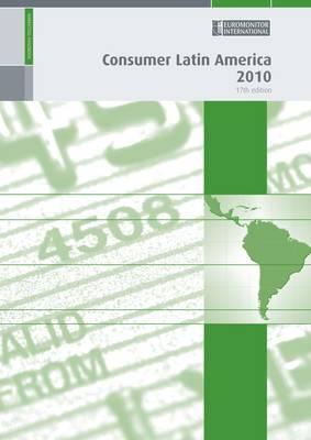 Consumer Latin America 2010 (Paperback)