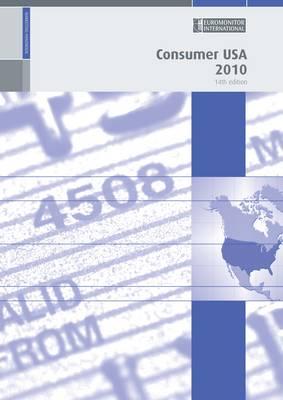 Consumer USA 2010 (Paperback)