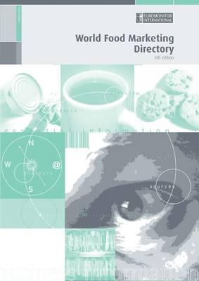World Food Marketing Directory 2010 (Paperback)